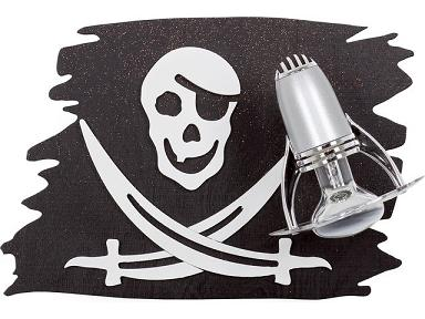 PIRATE FLAG I kinkiet 4716