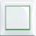 Белый, вставка флуоресцентная