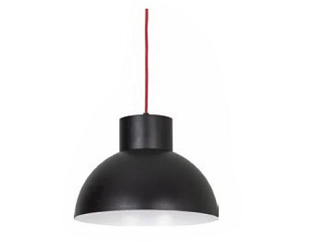 WORKS BLACK-RED I zwis